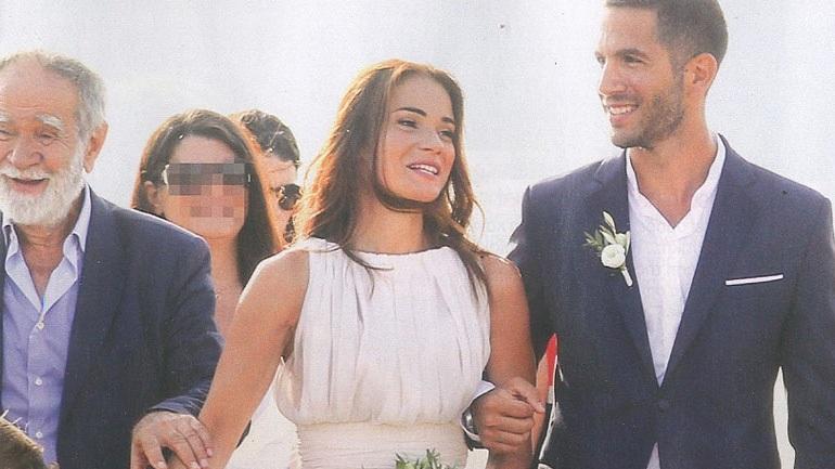 παντρεύτηκε η Άννα Μπουσδούκου