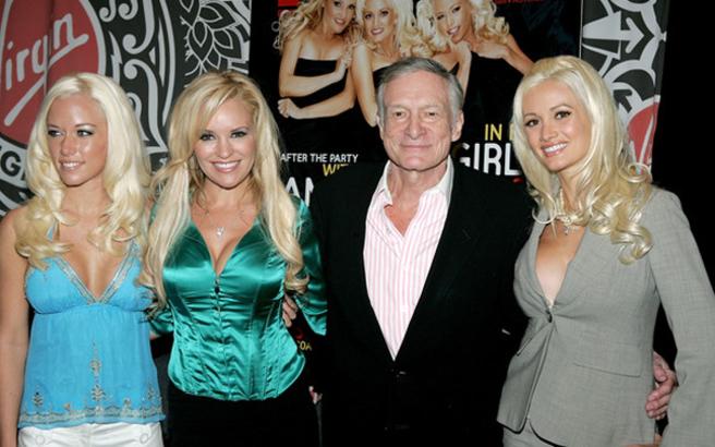 Πέθανε ο κύριος Playboy