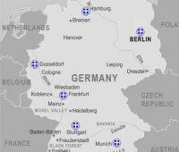 Ελληνικά Προξενεία Γερμανίας