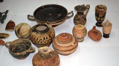 Επιστροφή αρχαιοτήτων στην Ελλάδα