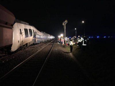 Σύγκρουση τρένων στην Γερμανία