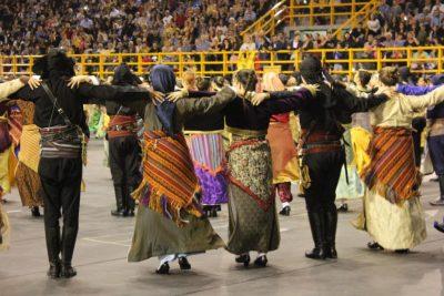 13ο Πανελλαδικο Φεστιβάλ Ποντιακών Χορών