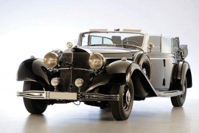 Στο «σφυρί» Mercedes του Αδόλφου Χίτλερ
