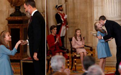 Πριγκίπισσα Λεονόρ: Η μέλλουσα βασίλισσα της Ισπανίας