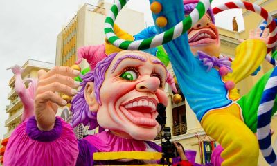 Η μεγάλη αποκριάτικη παρέλαση στην Πάτρα