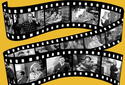 Αγνώριστος ο πρωταγωνιστής και ζεν πρεμιέ του παλιού ελληνικού κινηματογράφου