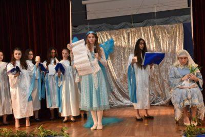 Οι Έλληνες μαθητές της Αστόρια γιόρτασαν την 25η Μαρτίου