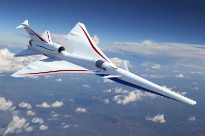 Το υπερηχητικό αεροπλάνο του μέλλοντος