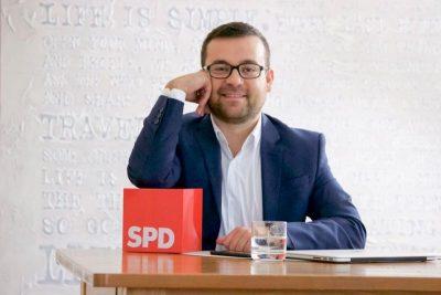 Ορκίστηκε ο πρώτος έλληνας δήμαρχος στη Γερμανία