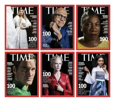 Time: Οι 100 πιο επιδραστικοί άνθρωποι στον κόσμο