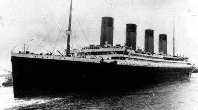 Τιτανικός: 106 χρόνια από το θρυλικό ναύαγιο