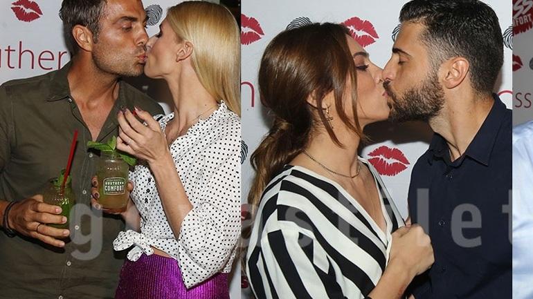 «A Kiss for a Good Reason»: Οι celebrities ανταλλάσσουν φιλιά για καλό σκοπό!