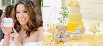 Το παραμυθένιο baby shower της Eva Longoria