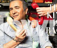 Λάκης Λαζόπουλος: «Ό,τι και να γίνει, ο Πέτρος Κωστόπουλος είναι ακόμα από τον Βόλο και εγώ ακόμα από τη Λάρισα»